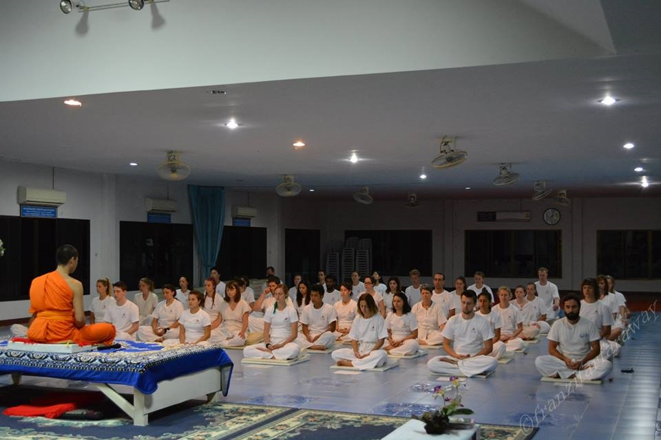 Meditationskurs in Chiang Mai