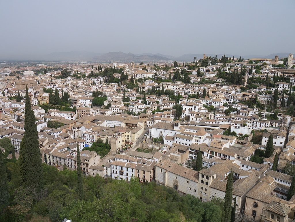 Backpacking in Andalusien