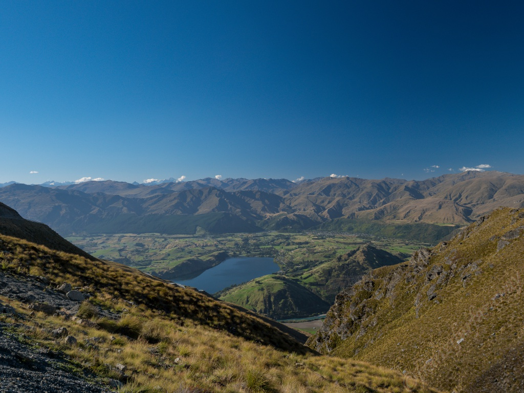 Queenstown and the Road to Paradise