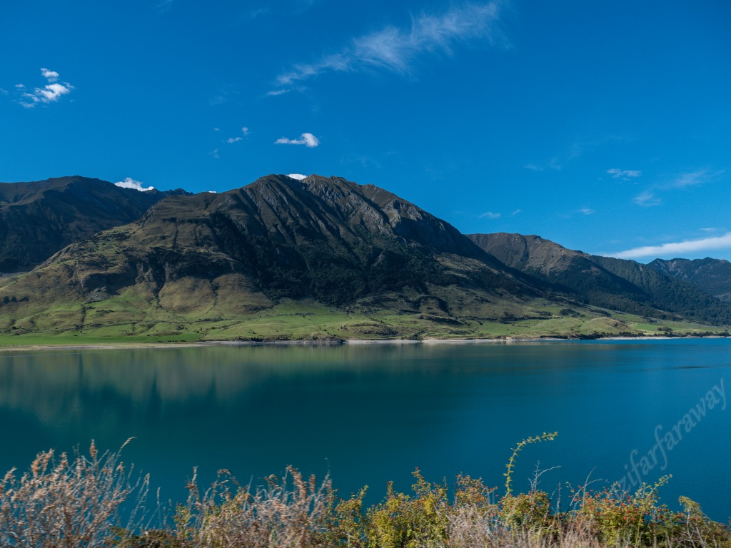 The No I view of NZ