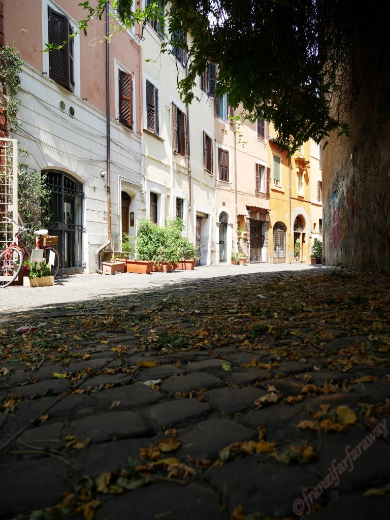 off the beaten Path in Rom