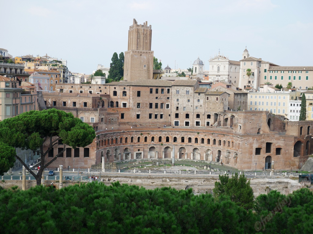 off the beaten path in Rome
