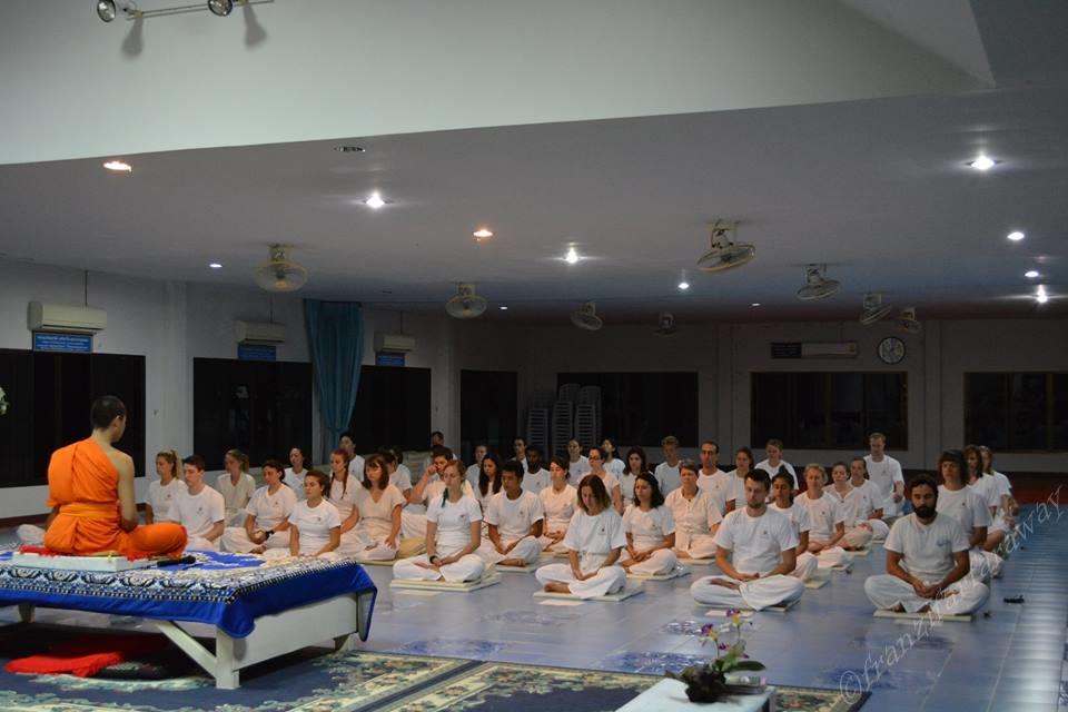 Meditationskurs in Chiang Mai