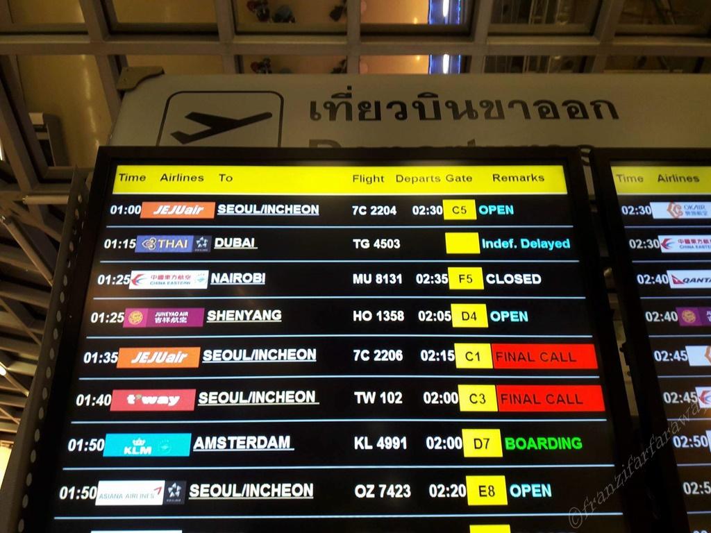 Flugvespätung Emirates
